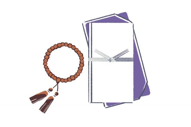 お布施の包み方や表書き、お札の入れ方とは?