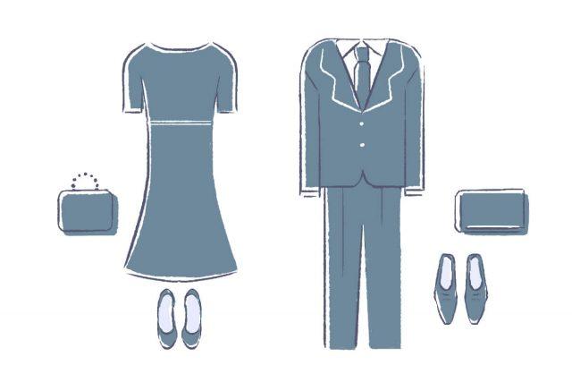 【葬儀のマナー】急な葬儀参列のためにも、普段からそろえておきたい小物や服装は?